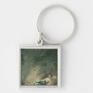 Portrait of Adelaide Maria, Countess of Iveagh Keychain