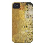 Portrait of Adele Bloch-Bauer I - Gustav Klimt iPhone 4 Cover