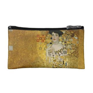 Portrait of Adele Bloch-Bauer I - Gustav Klimt Cosmetic Bag