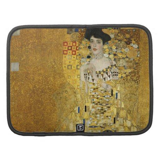 Portrait of Adele Bloch-Bauer I - Gustav Klimt Organizers