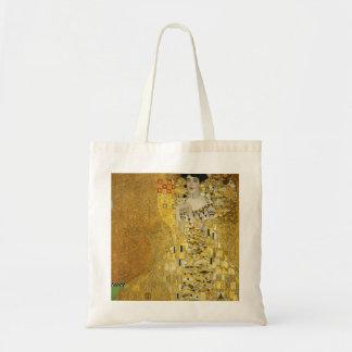 Portrait of Adele Bloch-Bauer I - Gustav Klimt Tote Bag