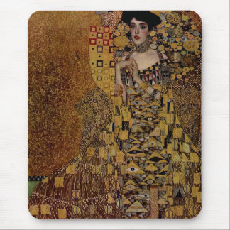 Portrait of Adele Bloch-Bauer I Mouse Pad