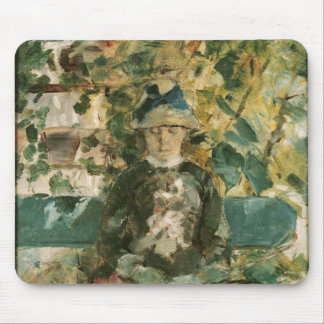 Portrait of Adele Tapie de Celeyran  1882 Mouse Pad