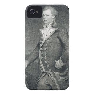 Portrait of Admiral John Macbride (d.1800) engrave Case-Mate iPhone 4 Case