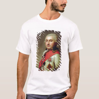 Portrait of Admiral Jose  de Ribas, after 1796 T-Shirt