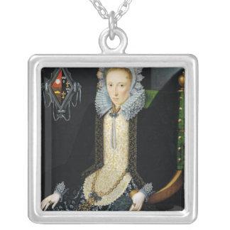 Portrait of Adriana van Nesse 1611 Pendants