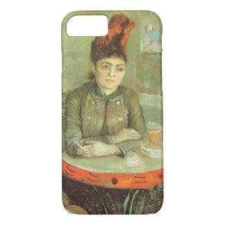 Portrait of Agostina Segatori by Vincent van Gogh iPhone 7 Case