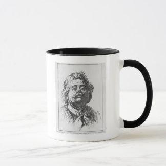 Portrait of Albert Ernest Carrier-Belleuse Mug