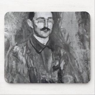 Portrait of Albert Marquet Mouse Pad