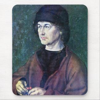Portrait of Albrecht Dürer the Elder Mouse Pad