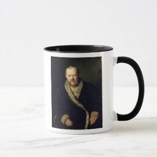 Portrait of Aleksandr Ostrovsky  1871 Mug