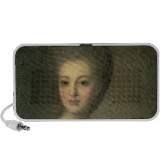 Portrait of Aleksandra P. Struyskaya  1772 iPod Speaker