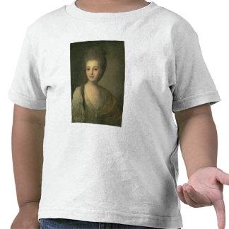 Portrait of Aleksandra P Struyskaya 1772 Tshirts