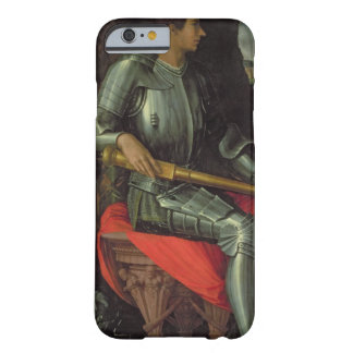 Portrait of Alessandro de' Medici, 1534 (oil on pa Barely There iPhone 6 Case