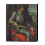 Portrait of Alessandro de' Medici, 1534 (oil on pa iPad Case