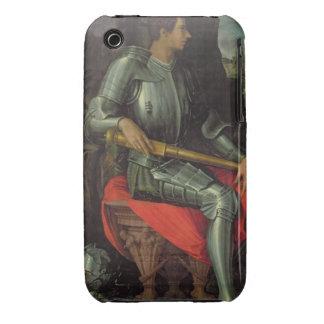 Portrait of Alessandro de' Medici, 1534 (oil on pa iPhone 3 Cover