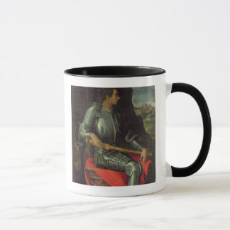 Portrait of Alessandro de' Medici, 1534 (oil on pa Mug