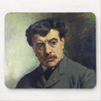 Portrait of Alexander Falguiere  1887 Mouse Pad