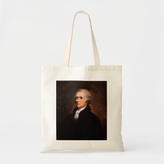 Portrait of Alexander Hamilton by John Trumbull Bags