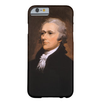 Portrait of Alexander Hamilton by John Trumbull Barely There iPhone 6 Case