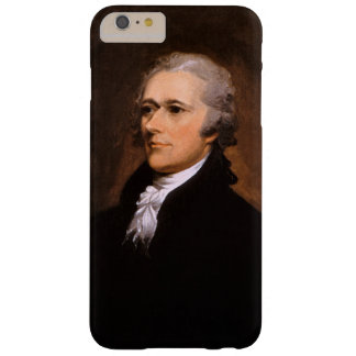 Portrait of Alexander Hamilton by John Trumbull Barely There iPhone 6 Plus Case