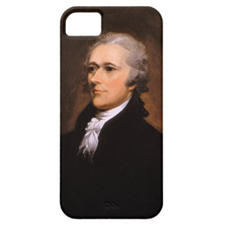 Portrait of Alexander Hamilton by John Trumbull iPhone 5 Cases