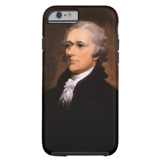 Portrait of Alexander Hamilton by John Trumbull Tough iPhone 6 Case