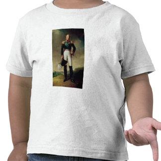 Portrait of Alexander I  1814 Tee Shirts