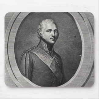 Portrait of Alexander I Mouse Pad