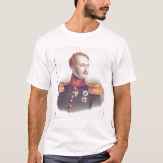 Portrait of Alexander I T-Shirt