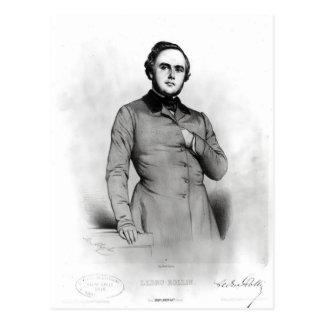 Portrait of Alexander Ledru-Rollin Post Card