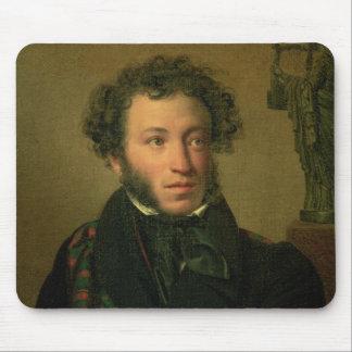 Portrait of Alexander Pushkin, 1827 Mouse Pad