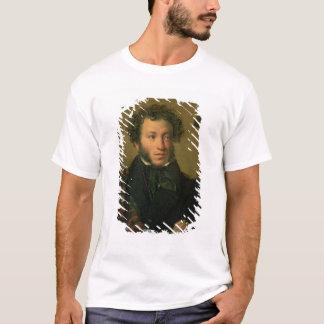 Portrait of Alexander Pushkin, 1827 T-Shirt