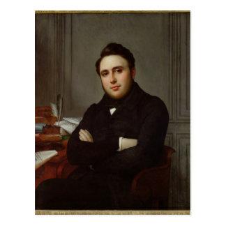 Portrait of Alexandre Auguste Ledru-Rollin Post Cards
