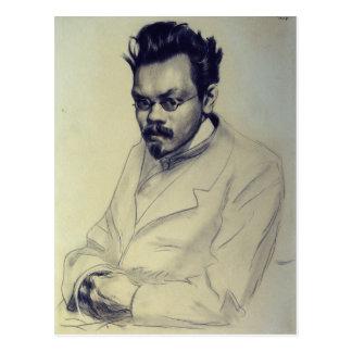Portrait of Alexei M. Remizov, 1907 Post Card