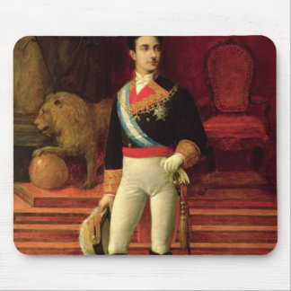 Portrait of Alfonso XII  1876 Mouse Pad