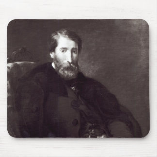 Portrait of Alfred Bruyas Mouse Pad