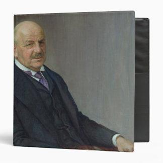 Portrait of Alfred Lichtwark  1912 Binder