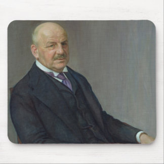 Portrait of Alfred Lichtwark  1912 Mouse Pad