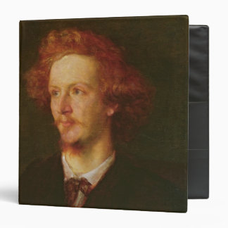 Portrait of Algernon Charles Swinburne  1867 Binder