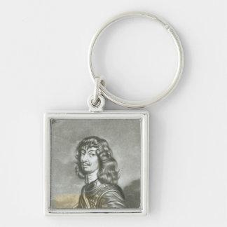 Portrait of Algernon Percy 2 Keychain