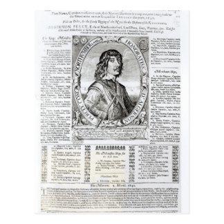 Portrait of Algernon Percy Post Cards
