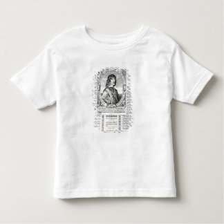 Portrait of Algernon Percy Toddler T-shirt