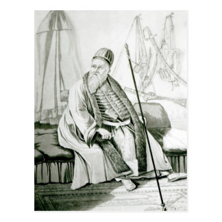 Portrait of Ali Pasha of Yannina Postcard