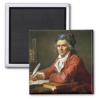 Portrait of Alphonse Leroy, 1783 Magnet