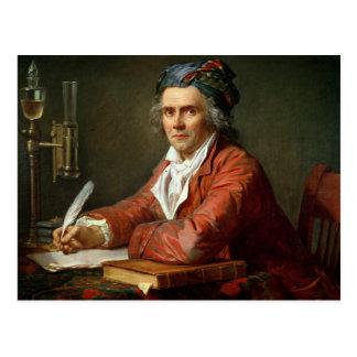 Portrait of Alphonse Leroy, 1783 Postcard