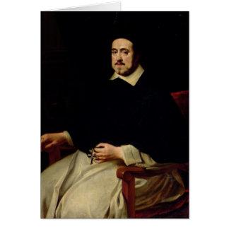 Portrait of Ambrosius Cappelus Card