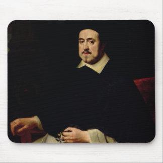 Portrait of Ambrosius Cappelus Mouse Pad