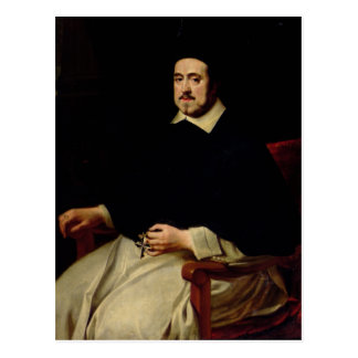 Portrait of Ambrosius Cappelus Postcard