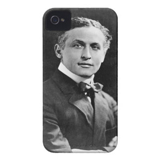 Portrait of American Magician Harry Houdini iPhone 4 Case